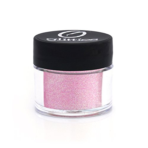 GLITTIES - Pink Flamingo - NAIL ART Iridescent Fine (.008