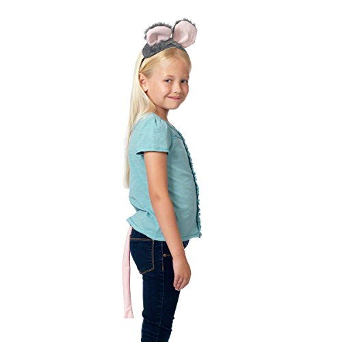 Mouse Ears and Tail Set for Children - http://coolthings.us