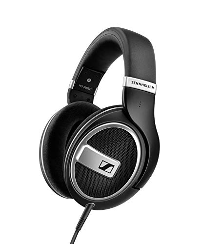 Sennheiser HD 599 Special Edition, Open Back Headphone, Black - Exclusive...