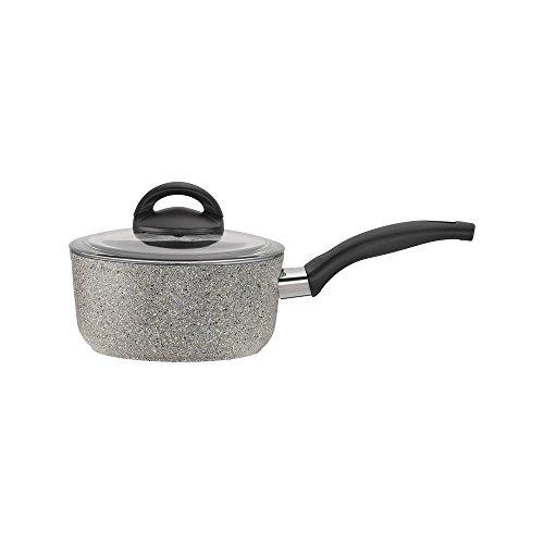 BALLARINI Parma Forged Aluminum Nonstick Saucepan with Lid, 1.5 quart