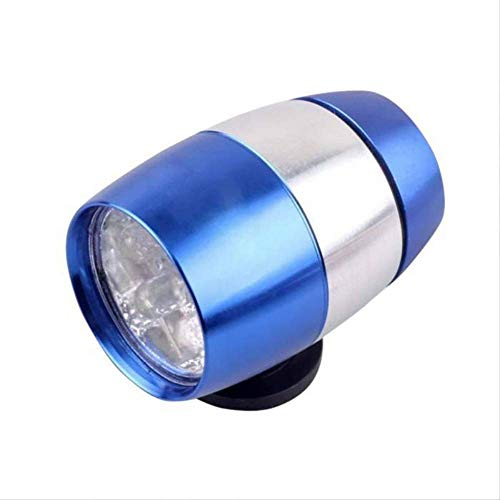 hhxiao LED Bike Lights Mountainbike Fiets Voorvork Licht Aluminium Fiets Koplamp Staart Licht Bier Licht 6led Riding Waarschuwing Licht
