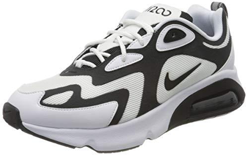 Nike Men's Trail Running Shoes, Multicolour White Black Anthracite 104, 10 UK