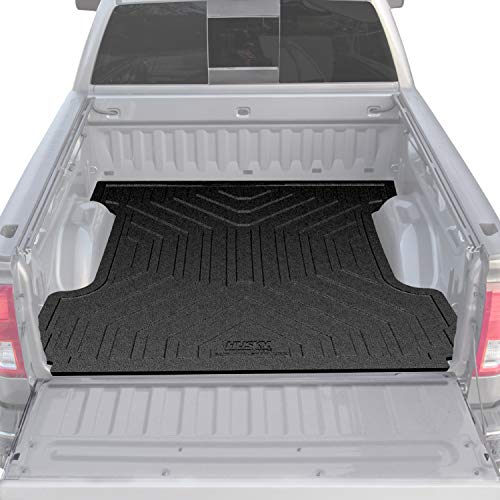 Husky Liners - 16008 Heavy Duty Bed Mat Fits 2015-2019 Ford F-150 5.8' Bed Black