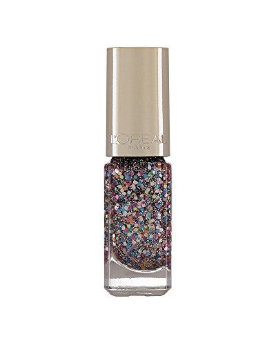 L'Oréal Paris Color Riche Le Vernis Nagellack Confetti-Look / Fröhlicher Überlack mit bunten...