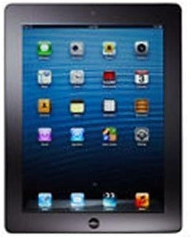 Apple IPad With Retina Display MD510LL A 16GB Wi Fi Black 4th Generation Renewed
