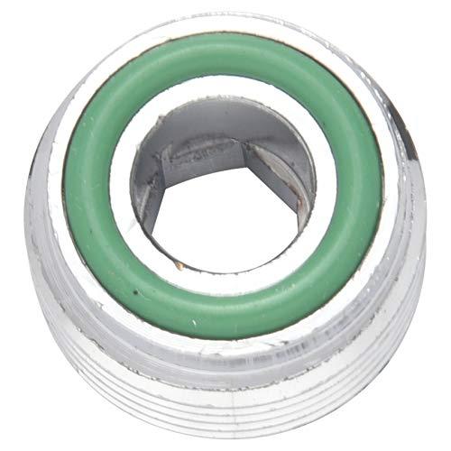 NEYOANN VáLvula de Cilindro de Buceo de 232 Bar DIN Insert-Convierte DIN a una Abrazadera/Yugo