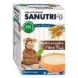 Damira Cereales Multicereales Fibra Plus, 600gramos