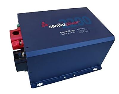 Samlex Solar Evolution Series Inverter/Charger