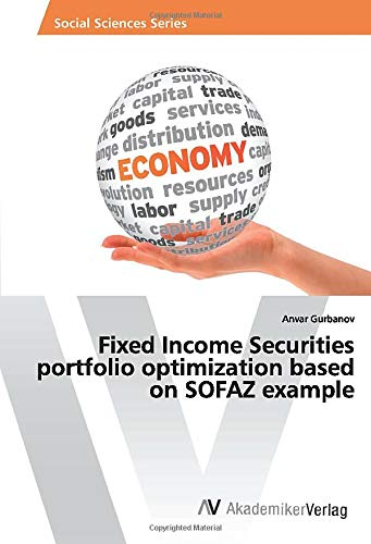 Fixed Income Securities portfolio optimization based on SOFAZ example