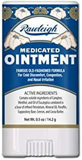 Medicated Ointment Cream - Stick 0.5 oz Paste - by WT Rawleigh