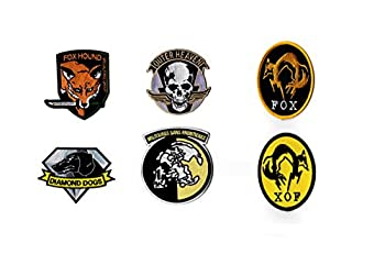 metal gear solid patches