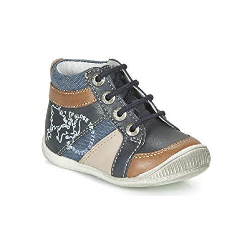 GBB PRAGUE Enkellaarzen/Low boots jongens Blauw Laarzen