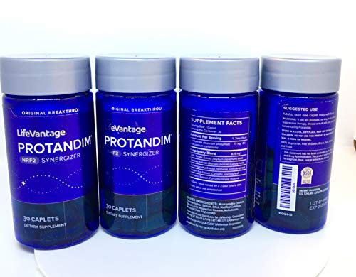 Protandim NFR2 Synergizer (30 Caplets) (4 Pack)