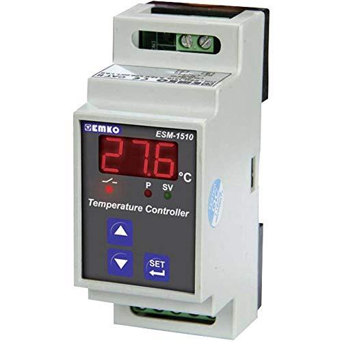 Emko ESM-1510.5.11.0.1/00.00/2.0.0.0 Temperaturregler Pt100 Relais 5 A