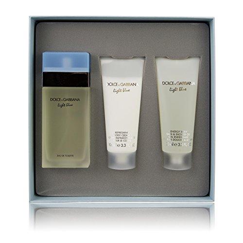 Dolce & Gabbana Light Blue impostare con cura 2 x 100 ml + 2x100ml