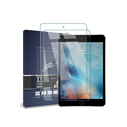 【2枚セット】iPad mini5 7.9 ガラスフィルム 保護フィルム フィルム ガラス 日本旭硝子 高硬度表面硬度9H フィルム 透過率99.9% 気泡ゼロ指紋防止 飛散防止 自?吸着 保護シート 防塵 撥水撥油