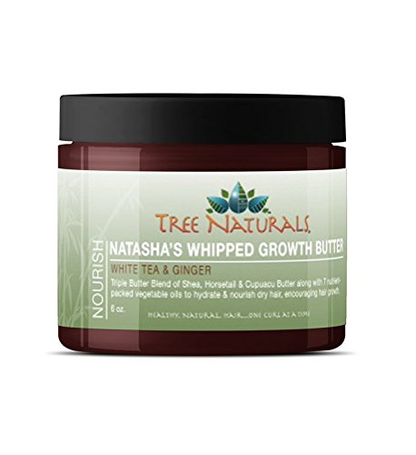 Safety and trust Ranking TOP16 Tree Naturals Natasha's Whipped Hair Trade S Fair Butter- Growth
