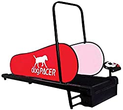 dogPACER LF 3.1 Folding Fitness Dog Treadmill For Dogs