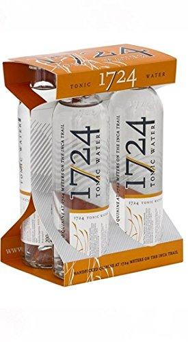 1724 Tonic 4 pack 4x200ml
