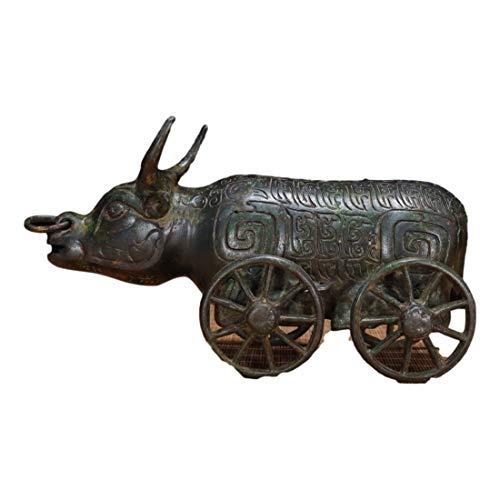 carro de bueyes antiguo