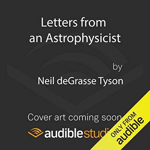 Couverture de Letters from an Astrophysicist