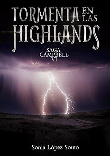 Tormenta en las Highlands (Saga Campbell nº 6)