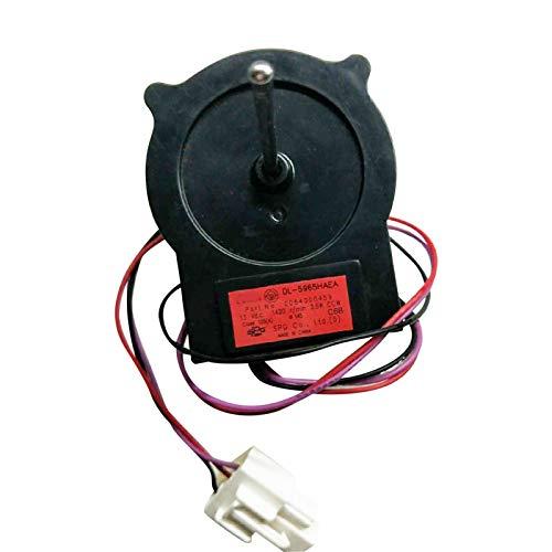 JINGERL Motor de Ventilador de refrigeración DL-5965HAAWL-5985HEA con Ajuste DE CHOADA DE Ventilador para PUERTARIO Abierto DE LA PUERA Abierta DE GUADOR LG Accesorios de congelador de refrigerador