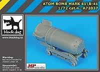 ブラックドッグ A72037 1/72 原爆 マーク 41/B-41