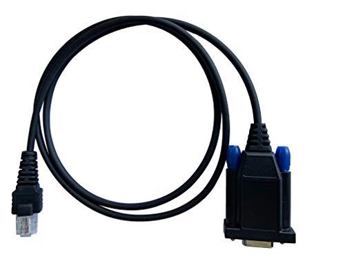Programming Cable Cloning Cord for Motorola Mobile Radios Maxtrac CM200 CM300 CDM750 CDM1250 CDM1550 M1225 MCX600 SM50 LTS2000 GM140 GM300 GM338 GM1280