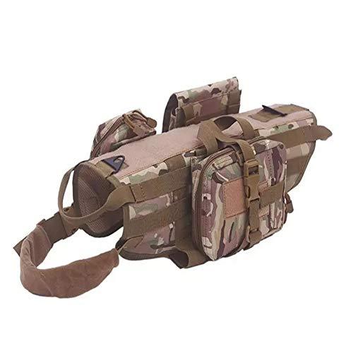 XG Hond Kostuum Vest Outdoor Training Equipment Tactische Vest Geschikt voor Grote Huisdieren