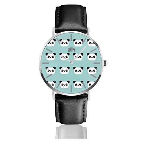 Reloj para Mujer Hello Pnada Vintage Business Relojes de Pulsera de Cuarzo...