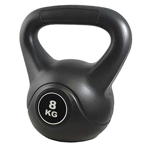 初心者から上級者まで幅広くトレーニングできるケトルベル!ケトルベル 8kg トレーニング 器具 ウエイトトレーニング 体幹トレーニング インナーマッスル
