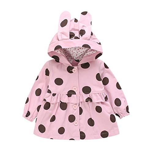 Vectry Abrigos para Bebes Jersey Cuello Alto Niña Pijamas Bebe Pijamas Infantiles...