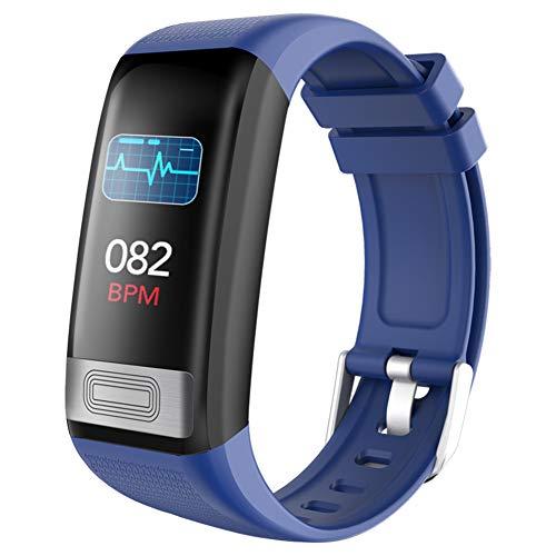 SMARTBrand North Edge Pulsera Inteligente de los Hombres Inteligente Reloj del Deporte Oxígeno ECG Presión Arterial Monitor de Ritmo cardíaco Sangre IP67 rastreador de Ejercicios Band