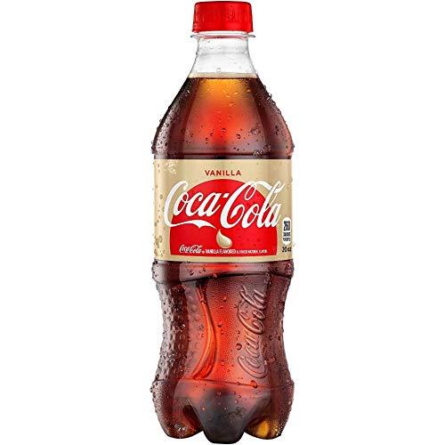 Coca Cola Flavors - Cherry Van Orange Classic Vanilla Sales of SALE items from new works