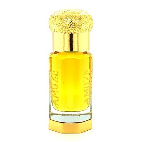 Superior Egyptian Musk, 3 ml   Premium Perfume Oil   Attar Oil   Alcohol-Free   Vegan & Cruelty-Free   by Amuze Fragrance