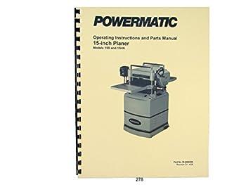 Best powermatic 15hh Reviews