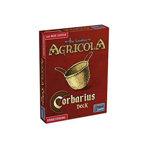 Lookout Games 22160114 Agricola Erweiterung - Corbarius Deck