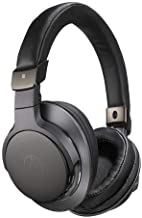 Audio-Technica ATH-AR5BTBK - Auriculares inalámbricos de Alta resolución, Color Negro