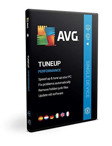 AVG TuneUp | 1 PC | 1 anno | Box