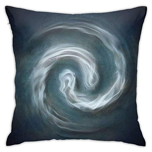XCNGG Funda de almohadaLast Airbender Throw Pillows Covers Pillow Case Modern Cushion Cover Square Pillowcase for Couch and Bed 18 x 18 Inch Indoor Decorative Pillows Double Sided Printing