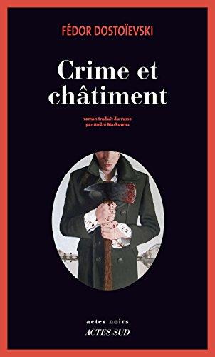 Crime et châtiment (Actes noirs)