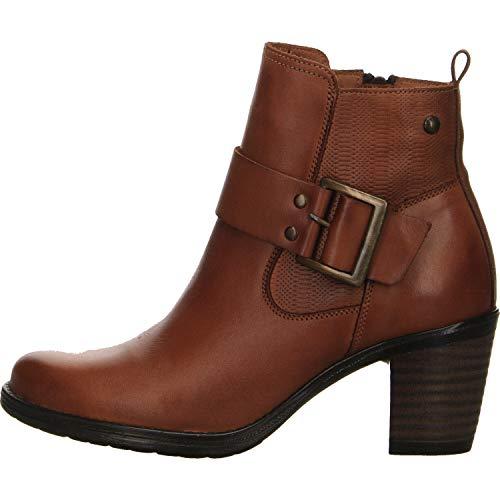 Salamander Damen Stiefelette Roky Boots braun Gr. 37