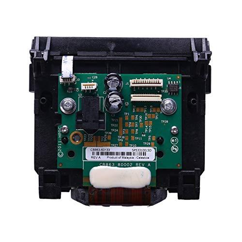 Jeromeki la Boquilla del Cabezal de Impresión Es Compatible con Hp932 933 para 7510 6700 7110 7612