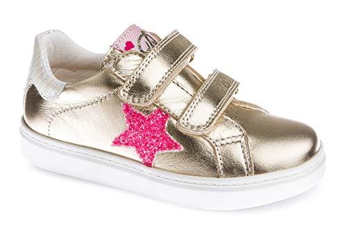 Zapatillas Casual para niña Pablosky Dorado 287680