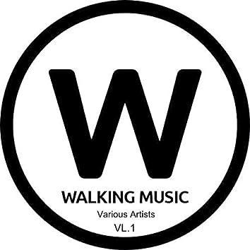 Various Artists - WALKING MUSIC  Volume 1