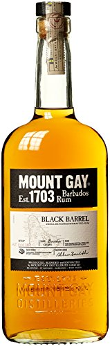 Mount Gay Black Barrel Rum (1 x 0.7 l)