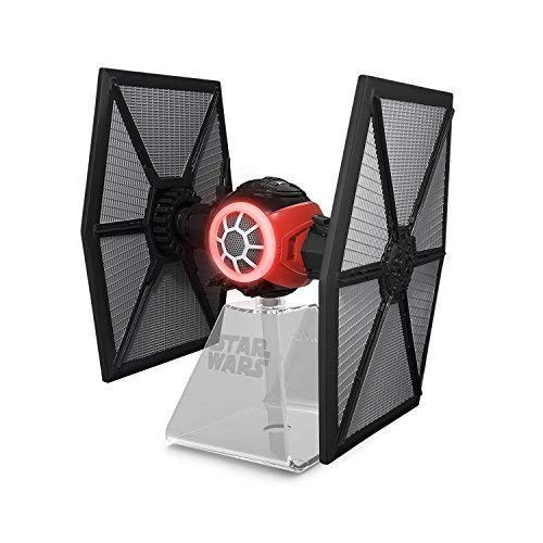 Star Wars Tie Fighter Iluminar - Altavoz Inalámbrico Portátil (Bluetooth 4.0, NFC, 3.5mm Jack, Manos Libres)