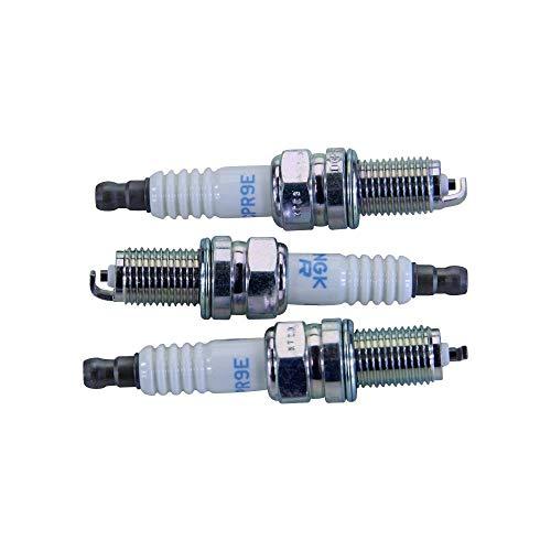 NGK DCPR9E / 2641 NGK - Bujías (3 Unidades)