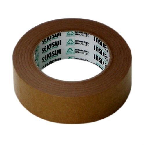 セキスイ クラフトテープ 38mm巾×50m ダンボール色 6巻入 No.500